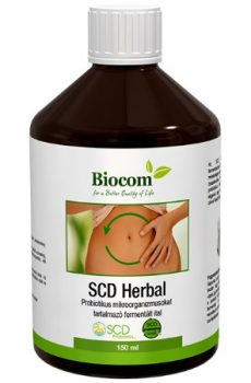 SCD Herbal Probiotikus ital - 150 ml - Biocom