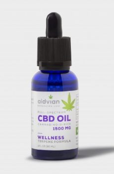 Wellness CBD olaj
