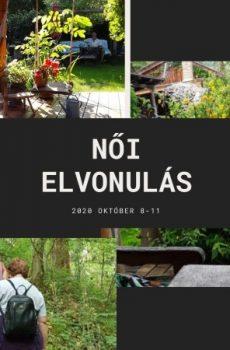Női elvonulás október 8-11