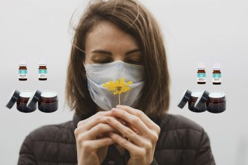 szaglásvesztés