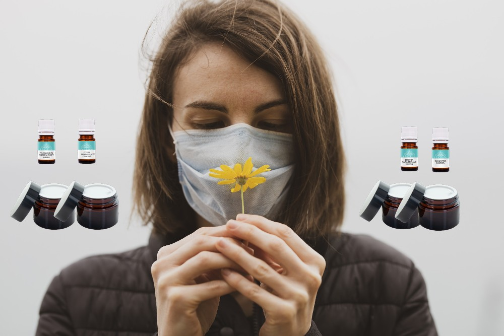 szaglásterápia Covid fertőzés után